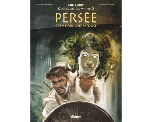 Une BD Persee et la Gorgone Meduse