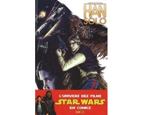 Une BD Star Wars : Han Solo