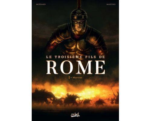 Une BD Troisième Fils de Rome T01 - Martius