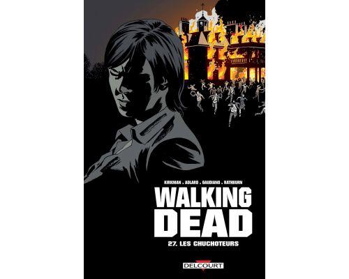 Une BD Walking Dead Les Chuchoteurs