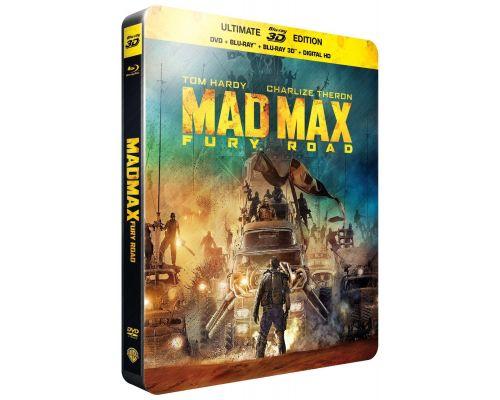 un Blu-Ray 3D Mad Max