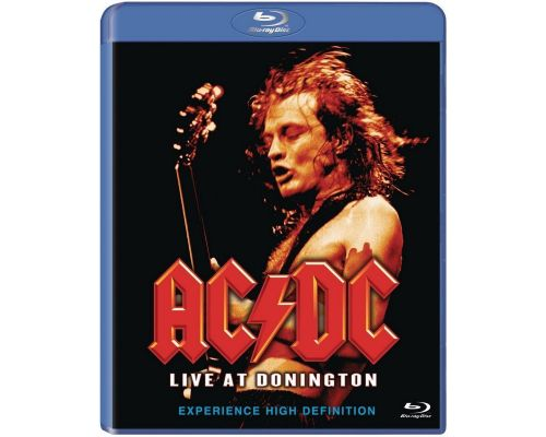 Un Blu ray AC/DC - Live At Donington