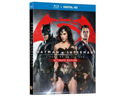 Un Blu Ray Batman V Superman