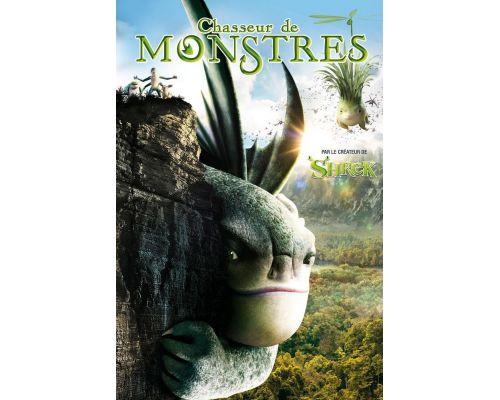 Un Blu Ray Chasseur de monstres