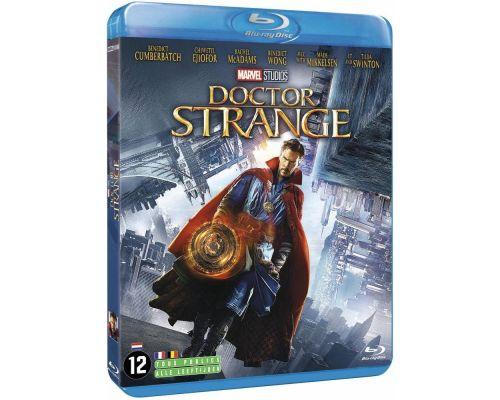 Un Blu-Ray Doctor Strange