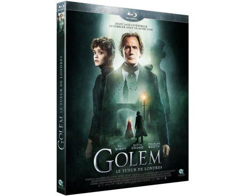 Un Blu-ray Golem - Le tueur de Londres