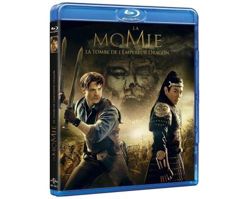 Un Blu ray La Momie - La tombe de l'Empereur Dragon