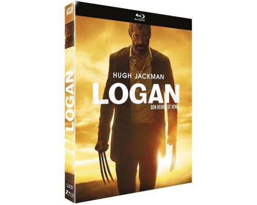 Logan [Blu-ray + Blu-ray édition Noir & Blanc + Digital HD] [Blu-ray + Digital HD]