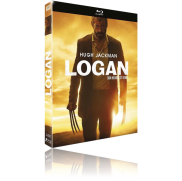 Logan [Blu-ray + Blu-ray édition Noir & Blanc + Digital HD] [Blu-ray + Digital HD]