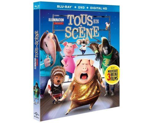 Un Blu ray Tous en scène