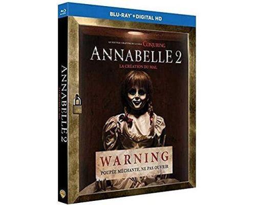 Un Blu-Ray Annabelle 2 : la création du mal