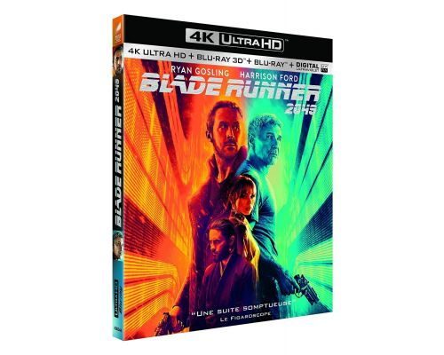 Un BluRay Blade Runner 2049