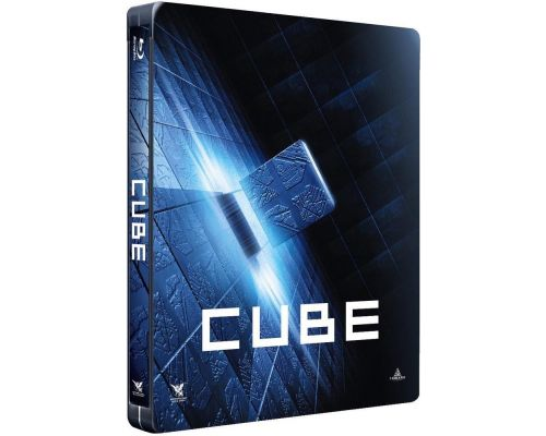 Un Blu-Ray et DVD Cube [Édition boîtier SteelBook]