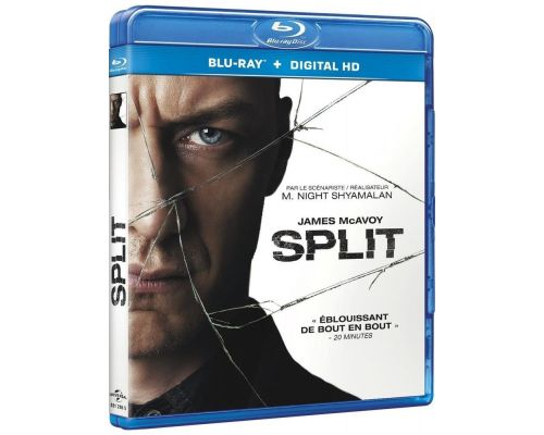 Un BluRay Split