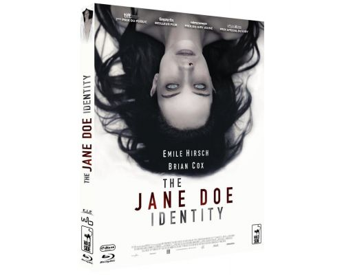 Un Blu-Ray The Jane Doe Identity