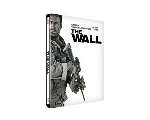 Un Blu-Ray The Wall [Édition boîtier SteelBook]