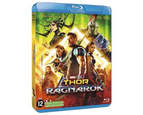 Un Blu-Ray Thor : Ragnarok