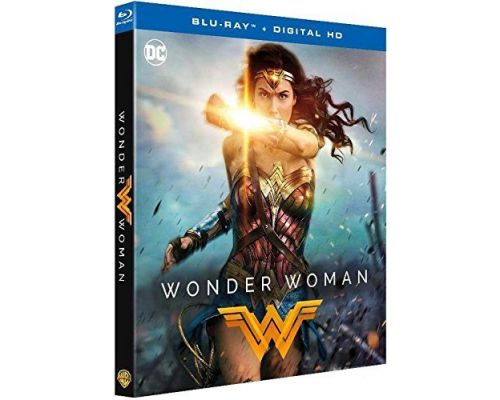 Un Blu-Ray Wonder Woman [Blu-ray + Copie digitale]