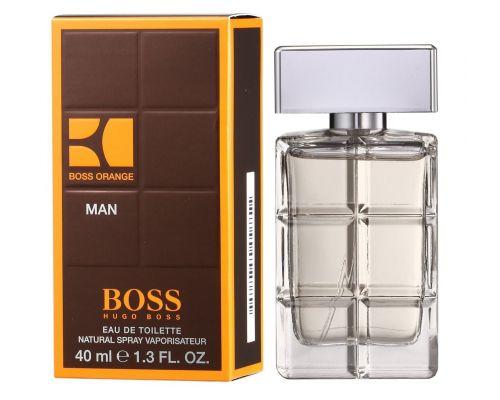Un parfum BOSS ORANGE MAN Vaporisateur 40Ml
