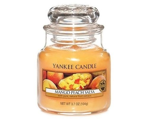 Une Bougie parfumee Yankee Candle