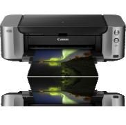 Une imprimante Canon