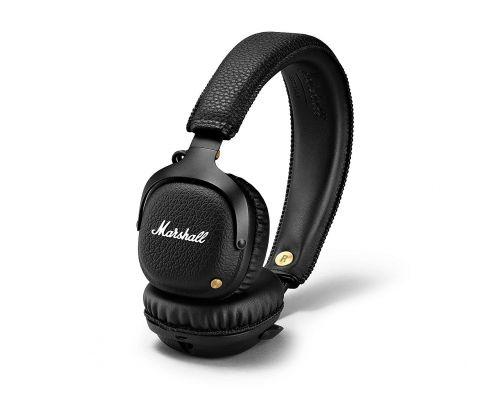Un Casque audio bluetooth Marshall