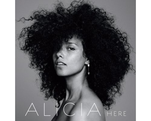 Un CD Alicia Keys - Here