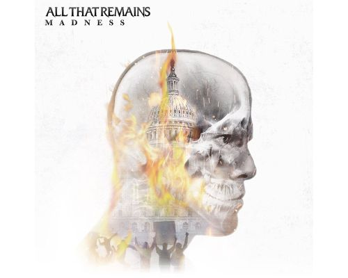 Un CD All That Remains Madness