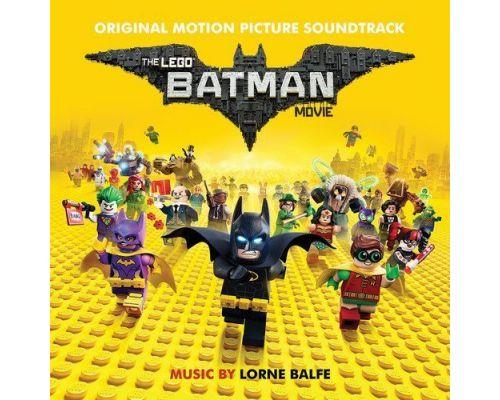 Un CD Lego Batman