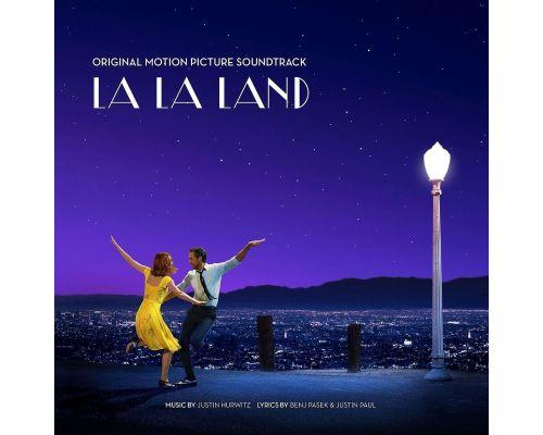 Un CD Bande originale du Film - La la Land
