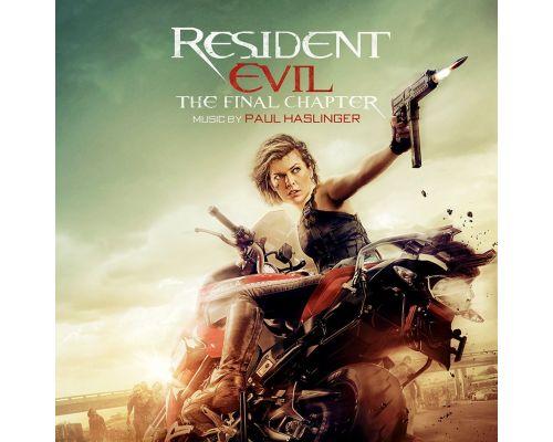 Un CD Resident Evil: the Final Chapter