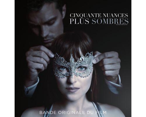 Un CD Bande originale - Cinquante Nuances Plus Sombres
