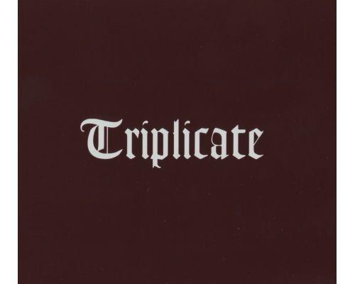 Un CD Bob Dylan Triplicate