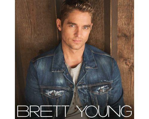 Un CD Brett Young - Brett Young