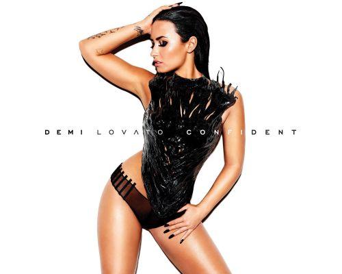 Un CD Demi Lovato - Confident (Deluxe)
