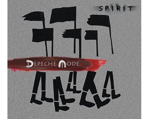 Un CD Depeche Mode - Spirit