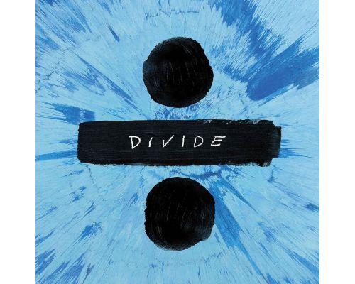 Un CD Ed Sheeran - Divide (Deluxe Limitée)