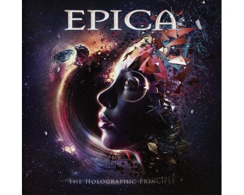 un Cd Et DVD The Holographic Principle