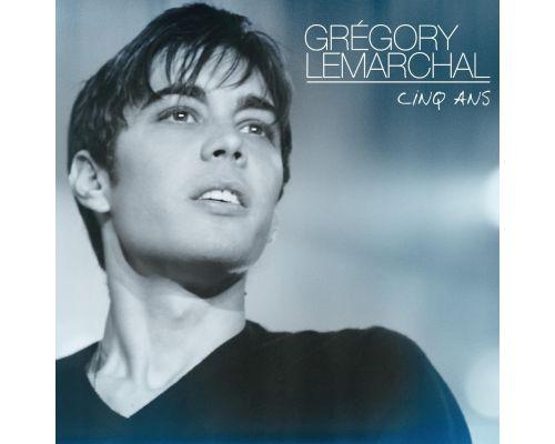 un Cd Gregory Lemarchal - Cinq Ans - Edition Limitée (Cd + DVD)