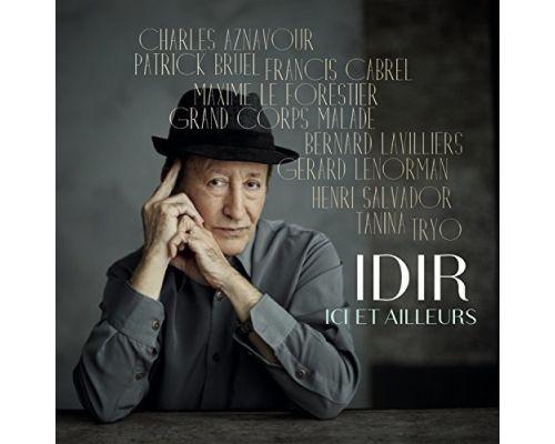 Un CD Idir Ici et Ailleurs