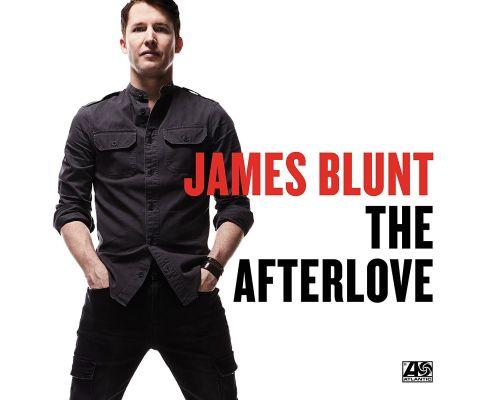 Un CD James Blunt - The Afterlove