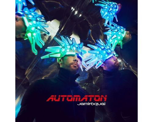 Un CD Jamiroquai Automaton