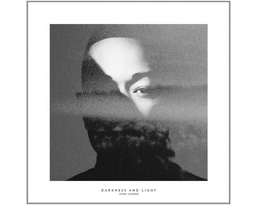 Un CD John legend Darkness and light - Edition Deluxe