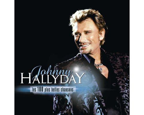Un CD Johnny Hallyday Les 100 Plus Belles Chansons