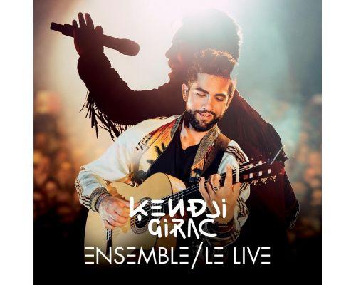 un Cd Kendji Girac - Ensemble, Le Live (Cd+DVD)