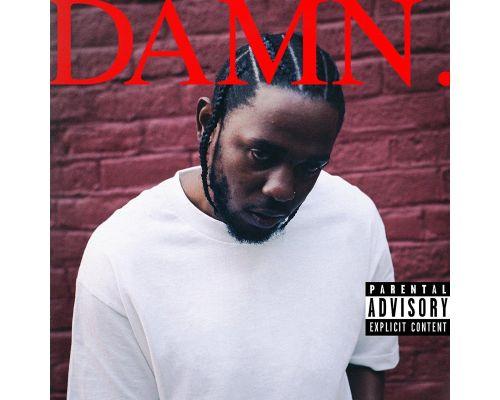 Un CD Kendrick Lamar Damn