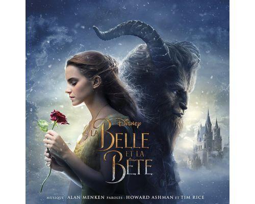 Un CD La Belle et la Bête Bande originale