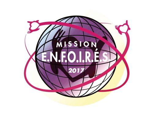 Un CD Les Enfoirés - Mission Enfoirés