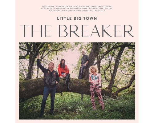 Un CD Little Big Town - Breaker