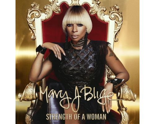 Un CD Mary J. Blige Strength of a Woman